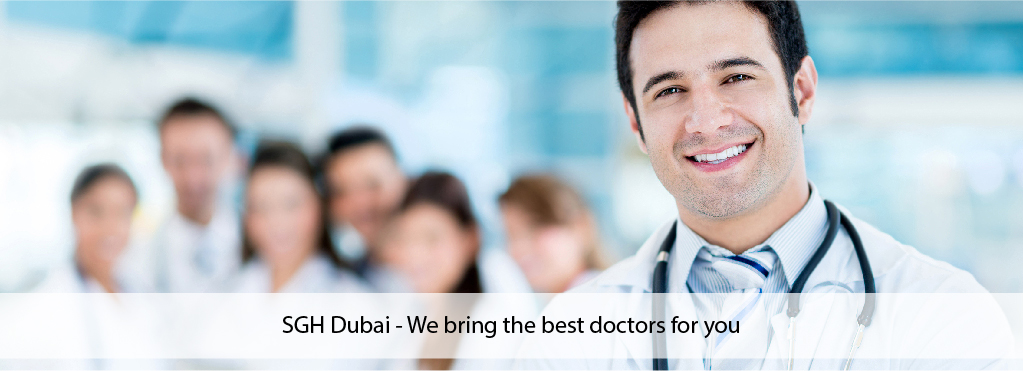 Orthopedic Doctors Team | Saudi German Hospital Dubai